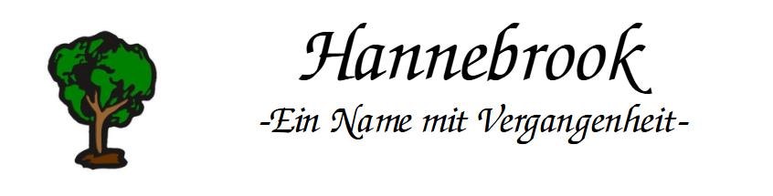 Hannebrook --Ein Name mit Vergangenheit--